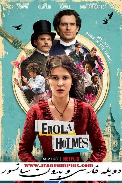 فیلم دوبله: انولا هولمز 2020 Enola Holmes