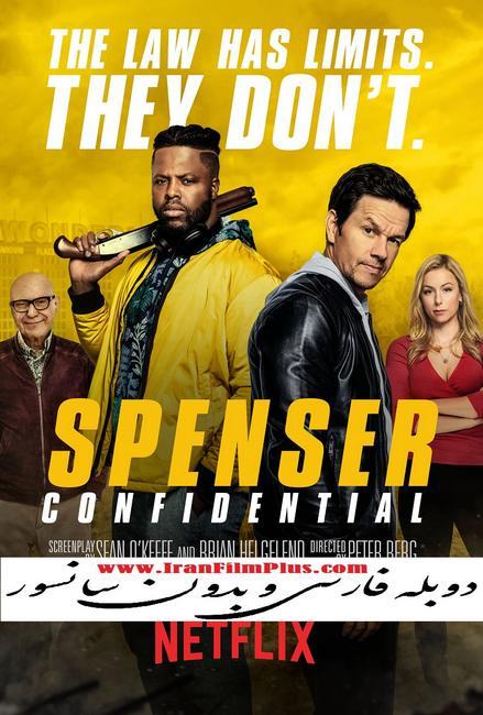 فیلم دوبله: محرمانه اسپنسر 2020 Spenser Confidential