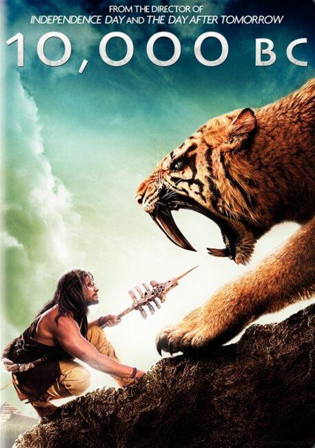 فیلم دوبله: 10000 سال قبل از میلاد (2008) 10,000 B.C