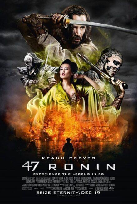 فیلم دوبله : 47 رونین (2013) 47 Ronin