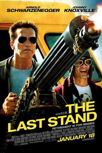 فیلم دوبله: آخرین سنگر (2013) The Last Stand