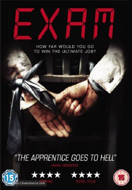 فیلم دوبله: آزمون (2009) Exam