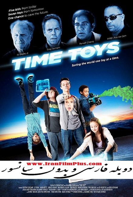 فیلم دوبله : اسباب بازی های زمان (2016) Time Toys