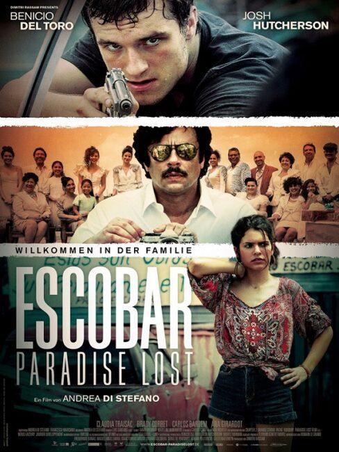 فیلم دوبله: اسکوبار: بهشت گمشده (2014) Escobar: Paradise Lost