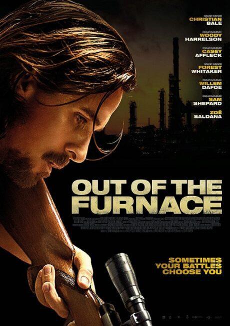 فیلم دوبله: انتقام سخت (2013) Out of the Furnace