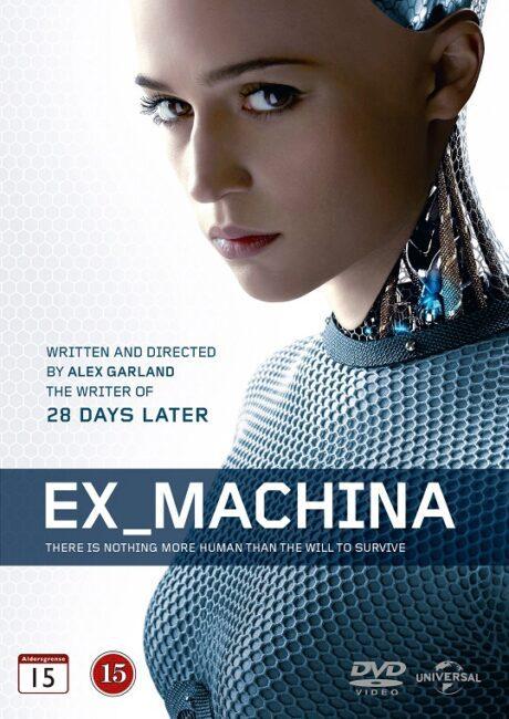 فیلم دوبله: اکس ماشین (2015) Ex Machina