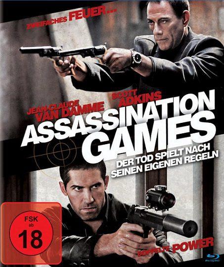 فیلم دوبله: بازی مرگ (2011) Assassination Games