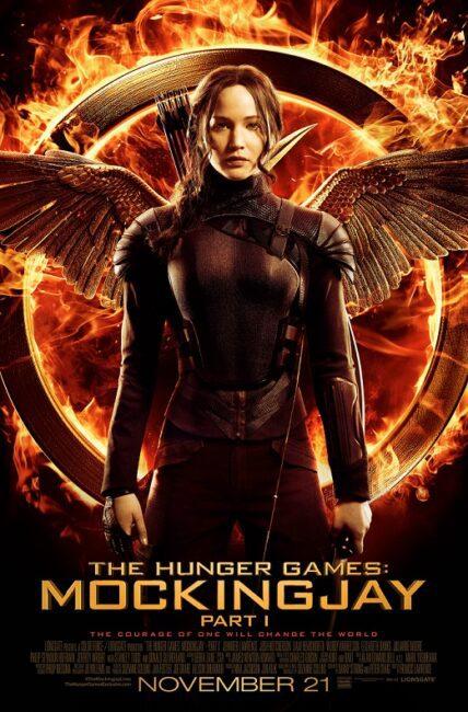 فیلم دوبله : بازی های مرگبار: زاغ مقلد قسمت اول (2014) The Hunger Games: Mockingjay