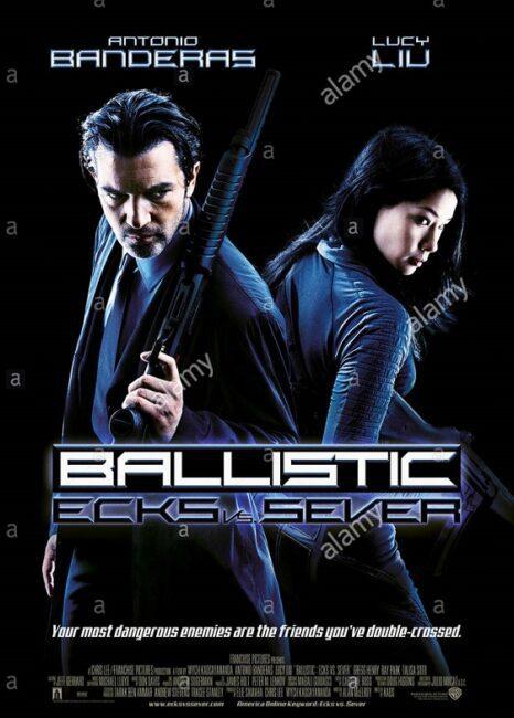 فیلم دوبله : بالستیک - تقابل اکس و سرور 2002 Ballistic: Ecks vs. Sever