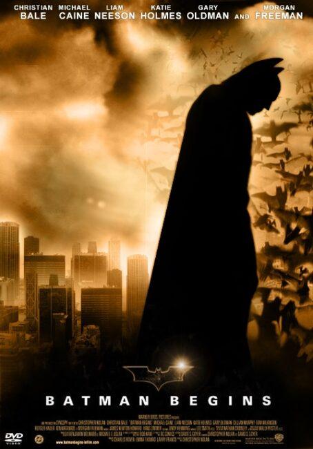 فیلم دوبله: بتمن آغاز می کند (2005) Batman Begins