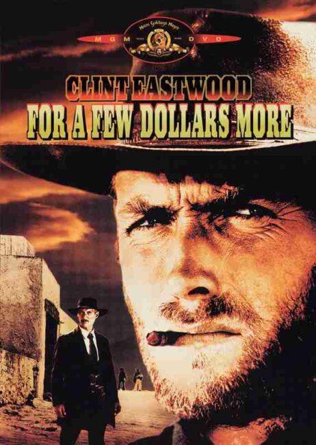فیلم دوبله: به خاطر چند دلار بیشتر (1965) For a Few Dollars More