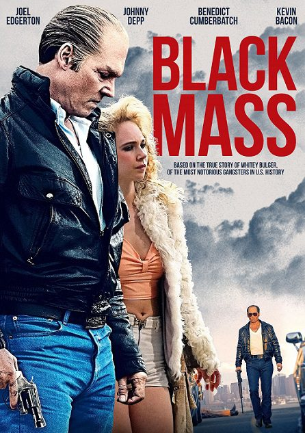 فیلم دوبله : توده سیاه (2015) Black Mass