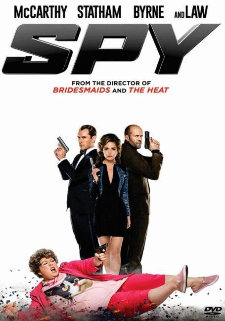 فیلم دوبله : جاسوس 2015 Spy
