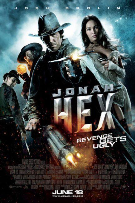 فیلم دوبله: جونا هگس (2010) Jonah Hex