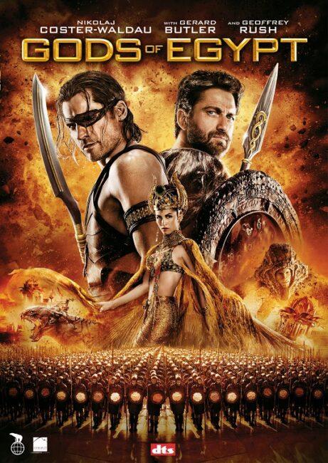 فیلم دوبله: خدایان مصر (2016) Gods of Egypt