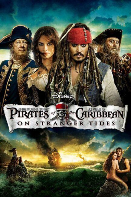 فیلم دوبله: دزدان دریایی کارائیب: سوار بر امواج ناشناخته (2011) Pirates of the caribbean:on stranger tides