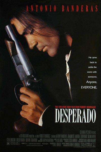فیلم دوبله : دسپرادو 1995 Desperado