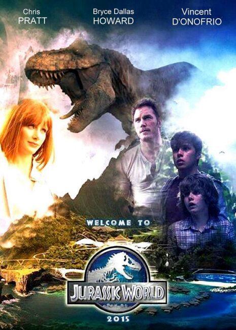 فیلم دوبله : دنیای ژوراسیک 2015 Jurassic World