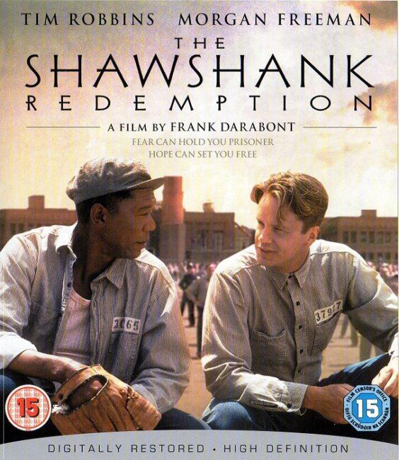 فیلم دوبله: رستگاری در شاوشنک (1994) The Shawshank Redemption