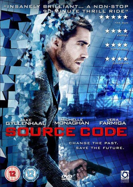 فیلم دوبله : رمز منبع 2011 Source Code