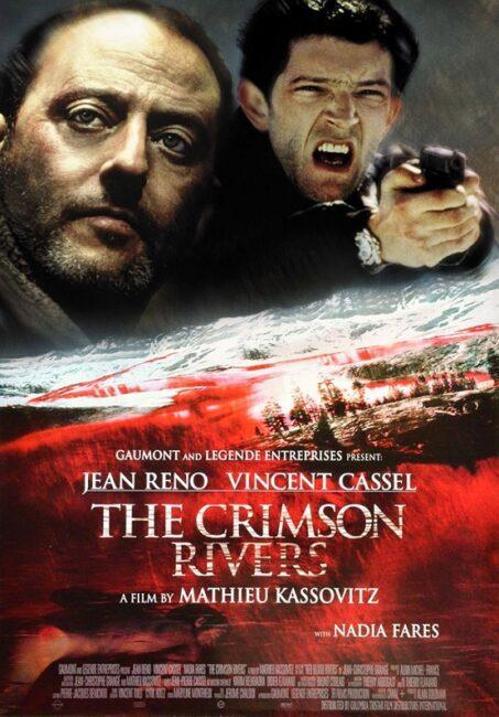 فیلم دوبله : رودخانه های سرخ The Crimson Rivers 2000
