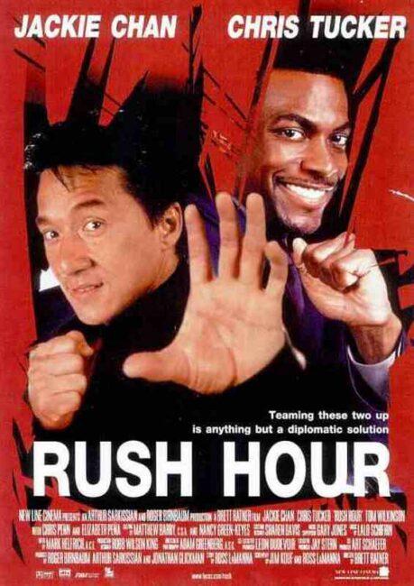 فیلم دوبله: ساعت شلوغی 1 (1998) Rush Hour