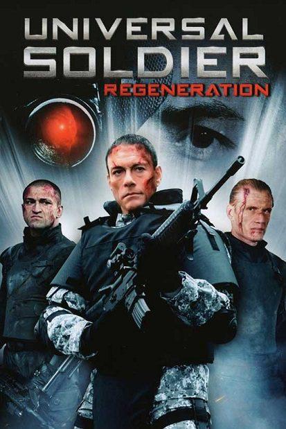 فیلم دوبله : سرباز جهانی 3 - احیا (2009) Universal Soldier: Regeneration