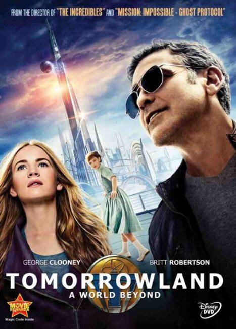 فیلم دوبله: سرزمین فردا (2015) Tomorrowland