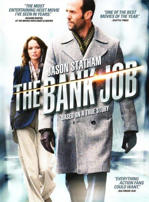 فیلم دوبله: سرقت از بانک (2008) The Bank Job