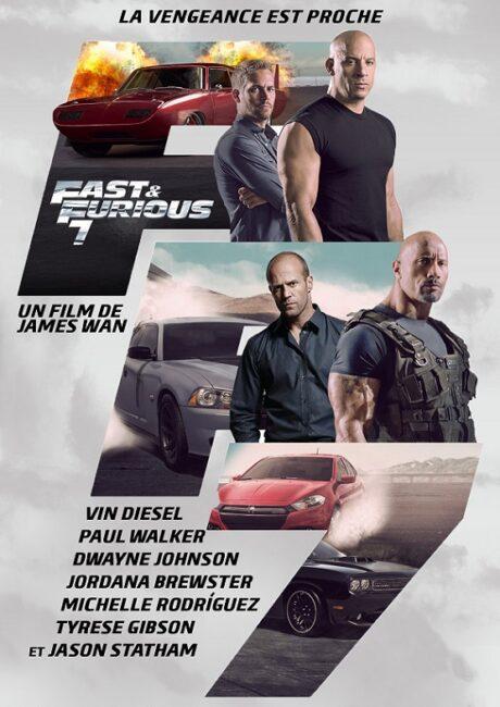 فیلم دوبله : سریع و خشمگین 7 (2015) Fast and Furious 7