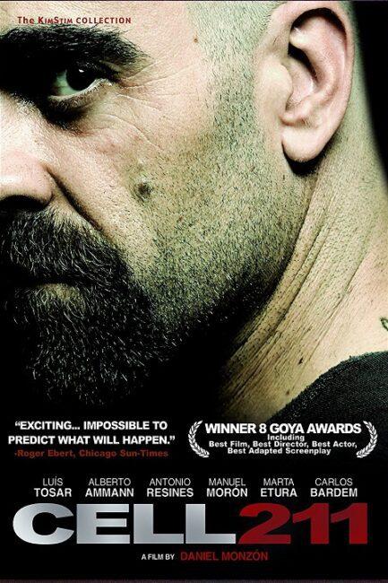 فیلم دوبله: سلول 211 (2009) Cell 211