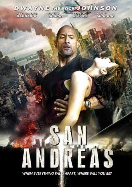 فیلم دوبله: سن آندریاس 2015 San Andreas