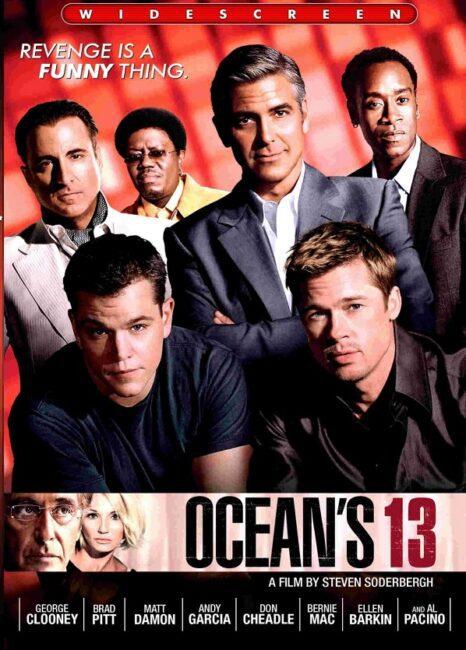 فیلم دوبله: سیزده یار اوشن (2007) Ocean's Thirteen