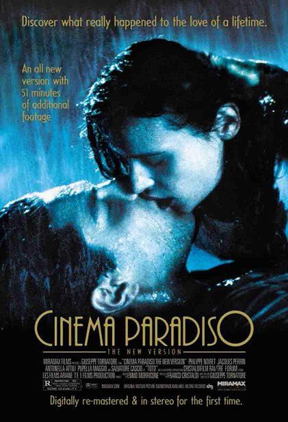 فیلم دوبله : سینما پارادیزو (1988) Cinema Paradiso