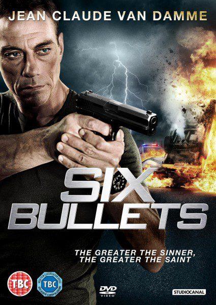 فیلم دوبله: شش گلوله (2012) 6 Bullets