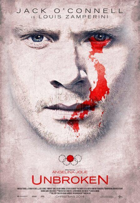 فیلم دوبله: شکست ناپذیر (2014) Unbroken