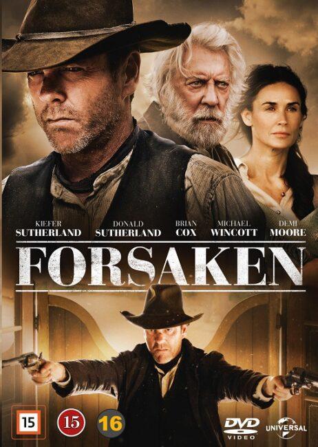 فیلم دوبله: طرد شده (2015) Forsaken