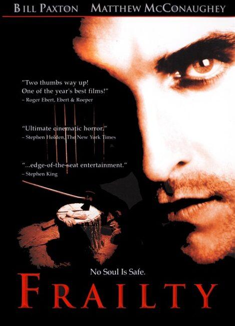 فیلم دوبله: فساد اخلاقی 2001 Frailty