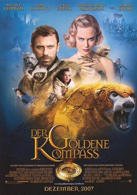 فیلم دوبله : قطب نمای طلایی 2007 The Golden Compass