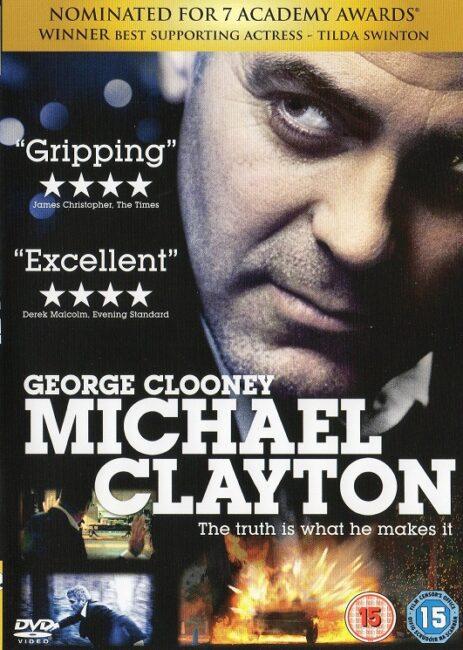 فیلم دوبله: مایکل کلیتون (2007) Michael Clayton