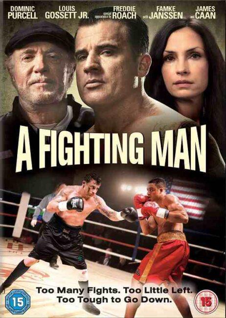 فیلم دوبله : مبارزه گر (2014) A Fighting Man