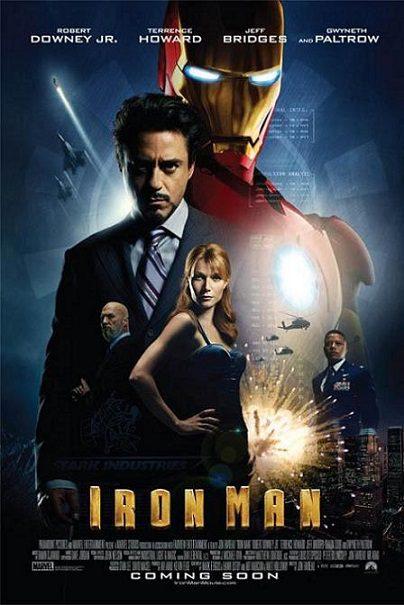 فیلم دوبله : مرد آهنی 1 (2008) Iron Man