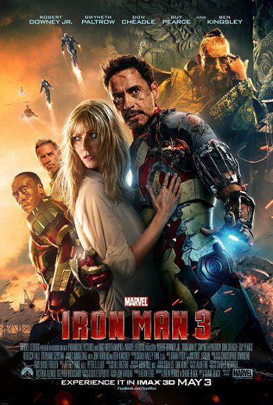 فیلم دوبله : مرد آهنی 3 (2013) Iron Man