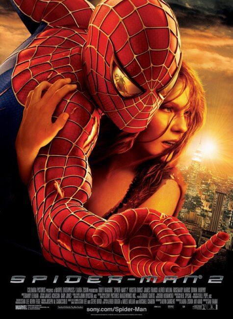 فیلم دوبله : مرد عنکبوتی 2 - 2004 Spider-Man