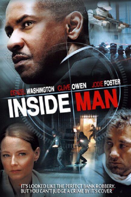 فیلم دوبله: مرد نفوذی (2006) Inside Man