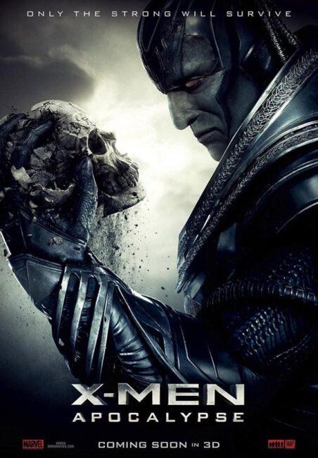 فیلم دوبله: مردان ایکس: آپوکالیپس / آخرالزمان (2016) X-Men: Apocalypse