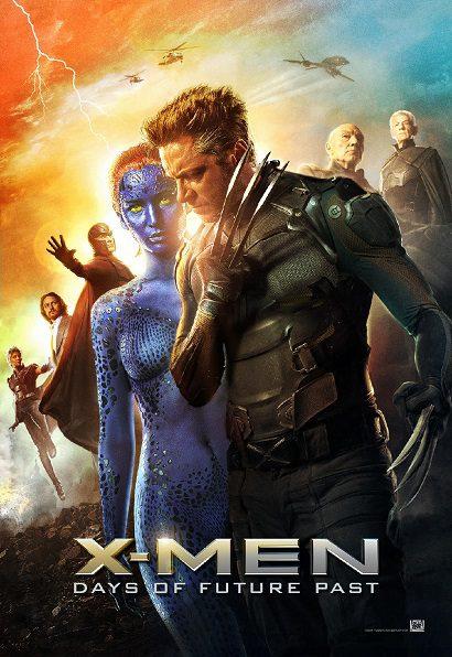 فیلم دوبله : مردان ایکس - روزهای گذشته آینده 2014 X-Men: Days of Future Past