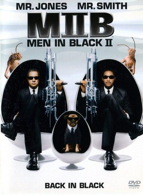 فیلم دوبله: مردان سیاه پوش 2 (2002) Men in Black II