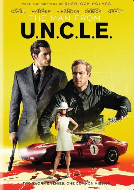 فیلم دوبله: مردی از یو.ان.سی.ال.ای (2015) The Man from U.N.C.L.E