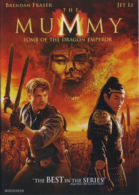فیلم دوبله : مومیایی 3 - مقبره امپراتور اژدها 2008 The Mummy: Tomb of the Dragon Emperor